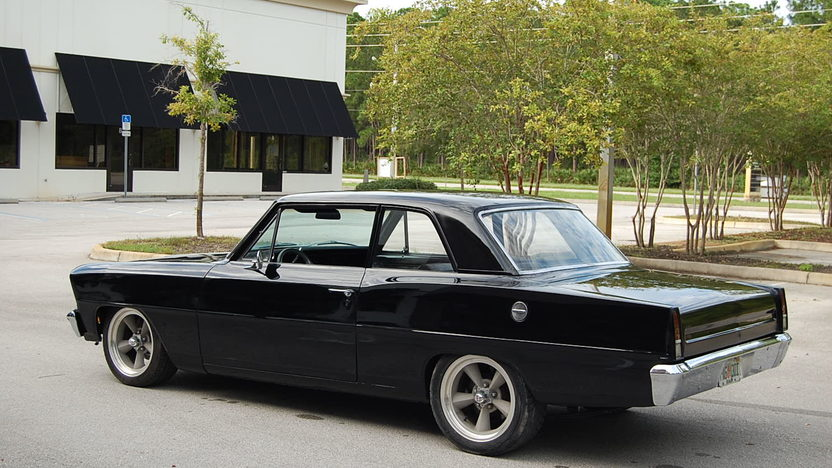 1967 Chevrolet Nova LS1, Automatic presented as lot W344 at Kissimmee, FL 2013 - image5