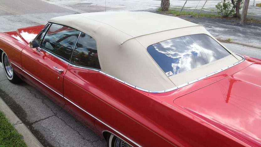1968 Cadillac Deville Convertible 472 CI, Automatic presented as lot W350 at Kissimmee, FL 2013 - image6