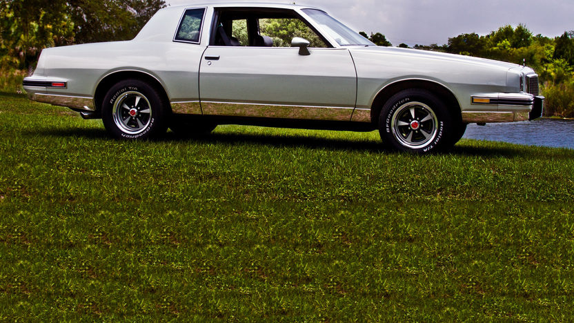 1987 Pontiac Grand Prix 350/425 HP, 5-Speed presented as lot T6 at Kissimmee, FL 2013 - image2