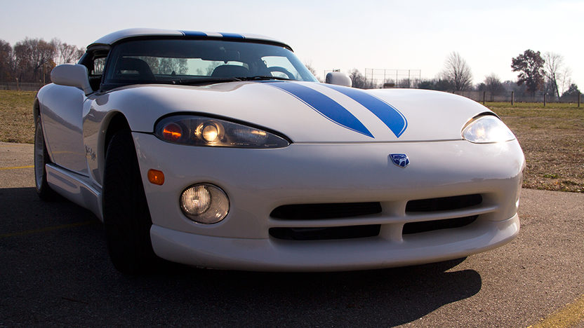 1996 Dodge Viper RT/10 Convertible 8.0L, 6-Speed presented as lot T14 at Kissimmee, FL 2013 - image7