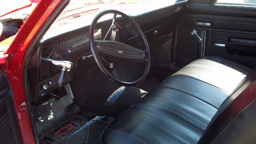 1972 Chevrolet Nova 350 CI, Automatic presented as lot T50 at Kissimmee, FL 2013 - image3