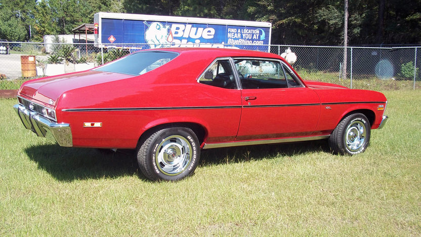 1972 Chevrolet Nova 350 CI, Automatic presented as lot T50 at Kissimmee, FL 2013 - image6