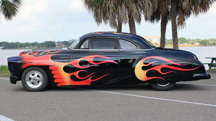 1950 Oldsmobile  Resto Mod 468/650 HP, Automatic presented as lot T60 at Kissimmee, FL 2013 - image2