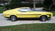 1971 Ford Mustang Mach 1 Fastback 351 CI, 4-Speed presented as lot T68 at Kissimmee, FL 2013 - thumbail image2