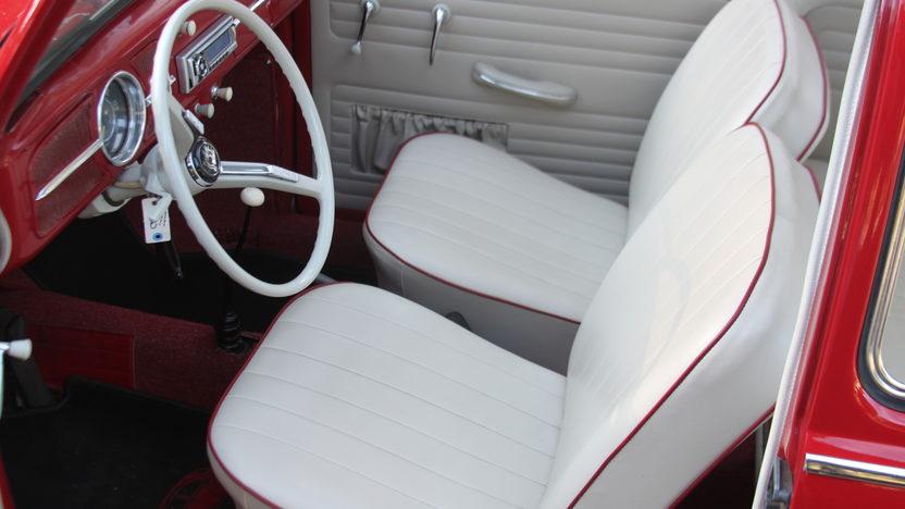 1965 Volkswagen Beetle Ragtop presented as lot T69 at Kissimmee, FL 2013 - image5