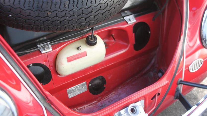 1965 Volkswagen Beetle Ragtop presented as lot T69 at Kissimmee, FL 2013 - image7