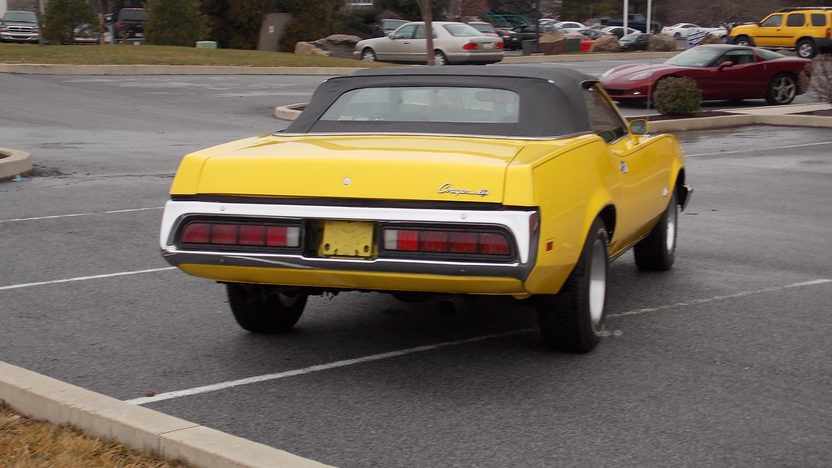1973 Mercury Cougar presented as lot T81 at Kissimmee, FL 2013 - image3