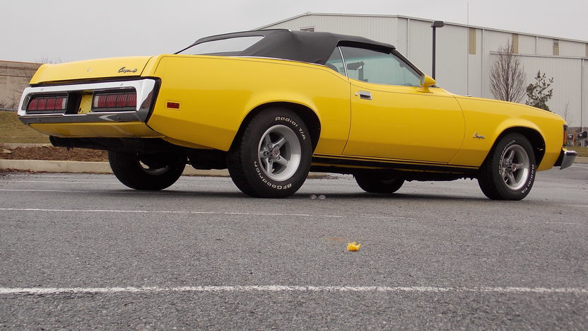 1973 Mercury Cougar presented as lot T81 at Kissimmee, FL 2013 - image8