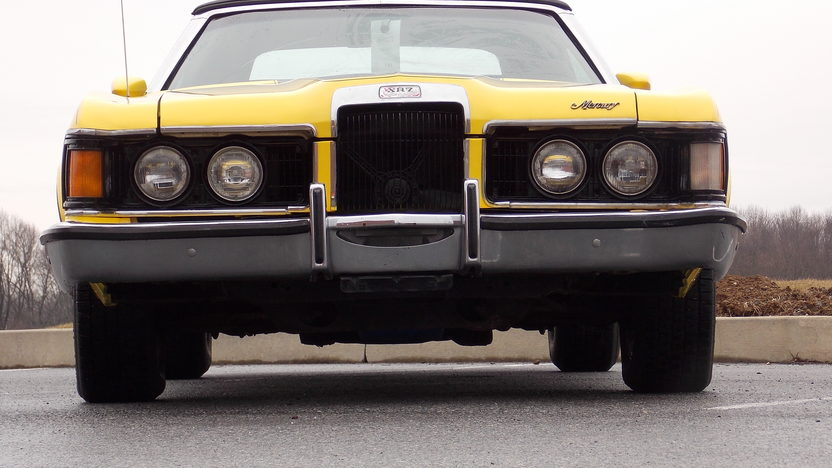 1973 Mercury Cougar presented as lot T81 at Kissimmee, FL 2013 - image9
