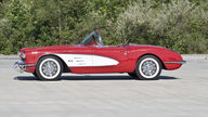 1960 Chevrolet Corvette Convertible 283/245 HP, 4-Speed presented as lot T84 at Kissimmee, FL 2013 - thumbail image6