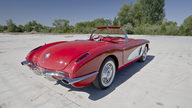 1960 Chevrolet Corvette Convertible 283/245 HP, 4-Speed presented as lot T84 at Kissimmee, FL 2013 - thumbail image9