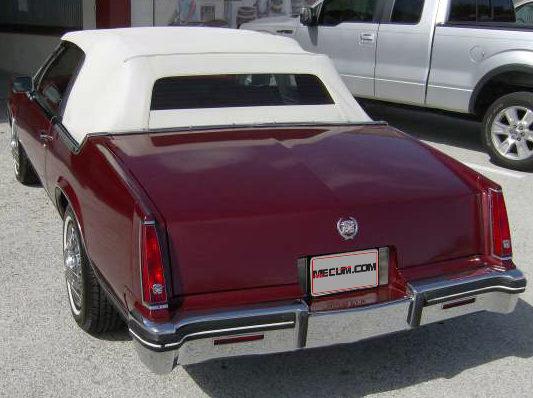 1985 Cadillac Eldorado Convertible 249 CI, Automatic presented as lot T119 at Kissimmee, FL 2013 - image2