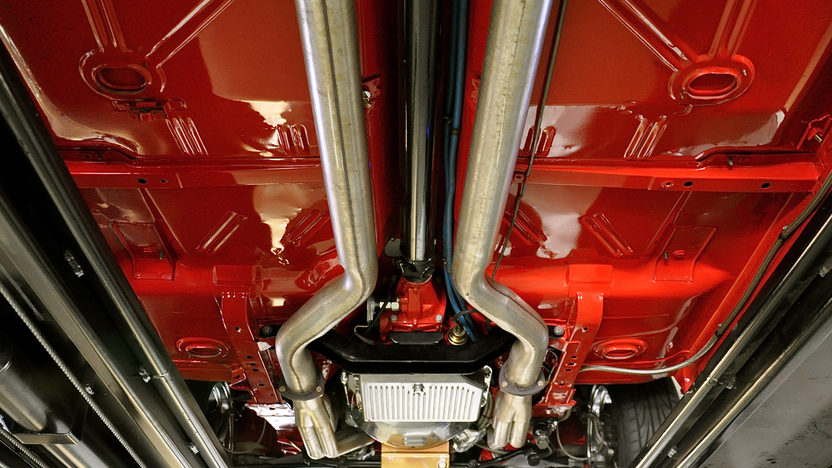 1966 Chevrolet Nova Pro Touring Supercharged 383 CI, Aluminum Heads presented as lot T123 at Kissimmee, FL 2013 - image7
