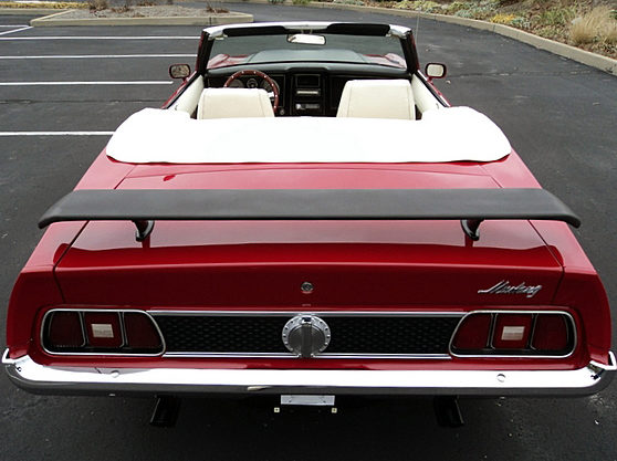 1973 Ford Mustang Convertible 351 CI, Automatic presented as lot T136 at Kissimmee, FL 2013 - image9