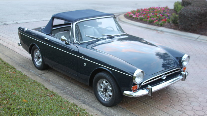 1965 Sunbeam Tiger Convertible 260 CI, 4-Speed presented as lot T139 at Kissimmee, FL 2013 - image10