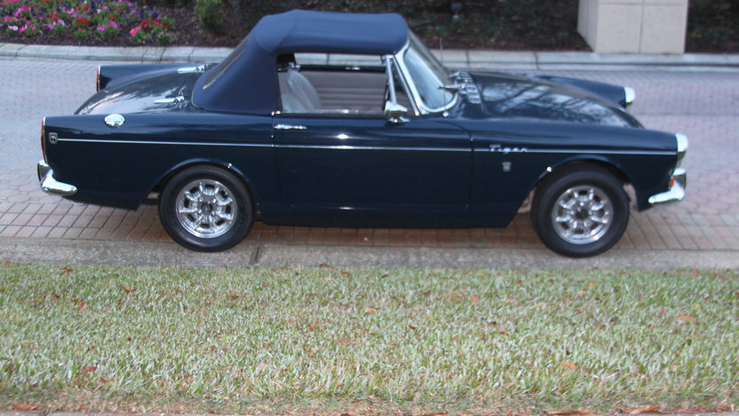 1965 Sunbeam Tiger Convertible 260 CI, 4-Speed presented as lot T139 at Kissimmee, FL 2013 - image2