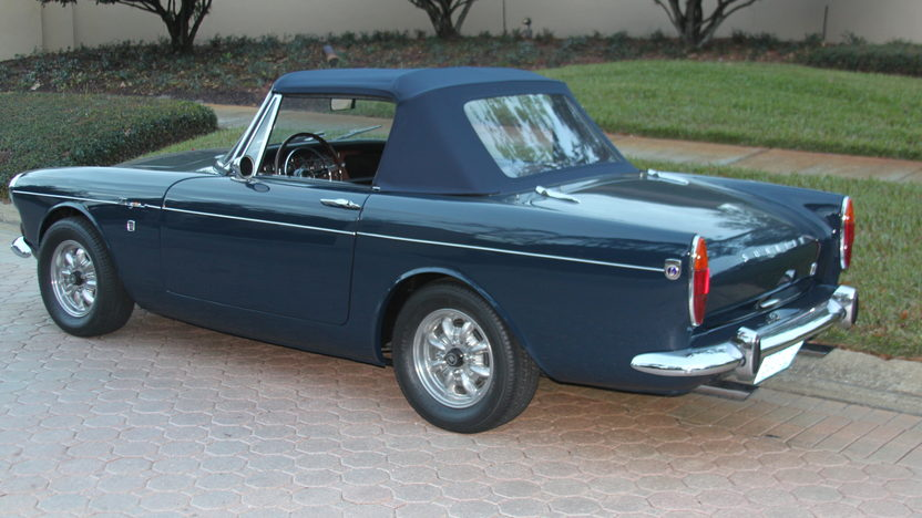 1965 Sunbeam Tiger Convertible 260 CI, 4-Speed presented as lot T139 at Kissimmee, FL 2013 - image9