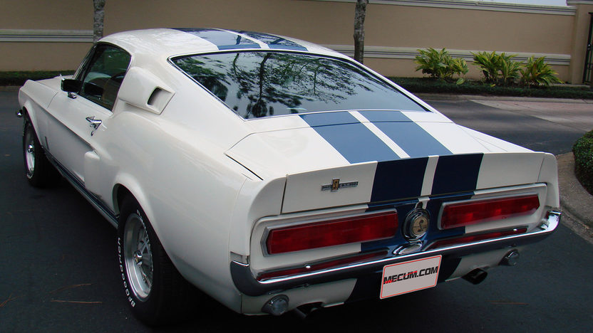 1967 Ford Mustang Shelby GT500 Replica 428 CI, 5-Speed presented as lot T156 at Kissimmee, FL 2013 - image2