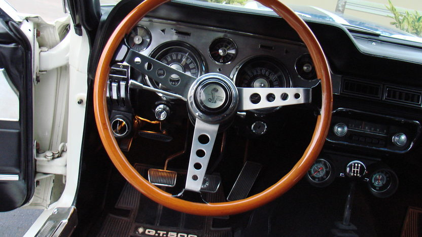 1967 Ford Mustang Shelby GT500 Replica 428 CI, 5-Speed presented as lot T156 at Kissimmee, FL 2013 - image6