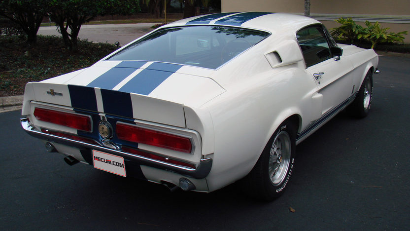 1967 Ford Mustang Shelby GT500 Replica 428 CI, 5-Speed presented as lot T156 at Kissimmee, FL 2013 - image9