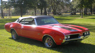 1969 Oldsmobile 442 Convertible presented as lot T163 at Kissimmee, FL 2013 - thumbail image6