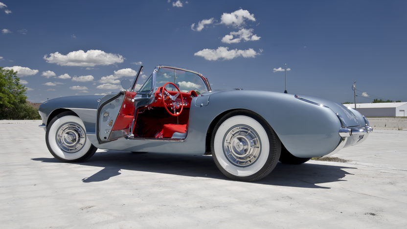 1957 Chevrolet Corvette Convertible 283/270 HP, 4-Speed presented as lot S181 at Kissimmee, FL 2013 - image6