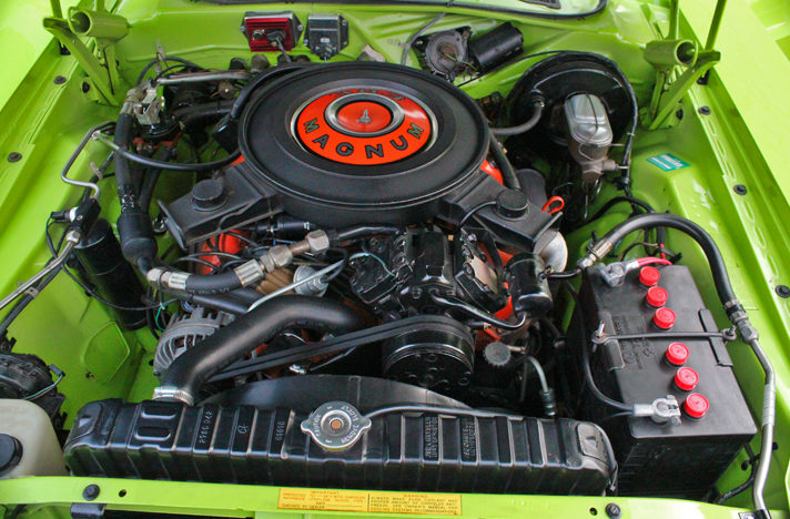 1970 Dodge Challenger R/T Se 383 CI, 4-Speed presented as lot T184 at Kissimmee, FL 2013 - image3