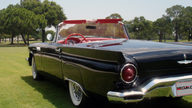 1957 Ford Thunderbird Convertible 312/245 HP, Automatic presented as lot T186 at Kissimmee, FL 2013 - thumbail image8