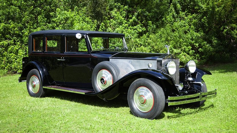 1932 Rolls-Royce Phantom II Limousine presented as lot T199 at Kissimmee, FL 2013 - image12