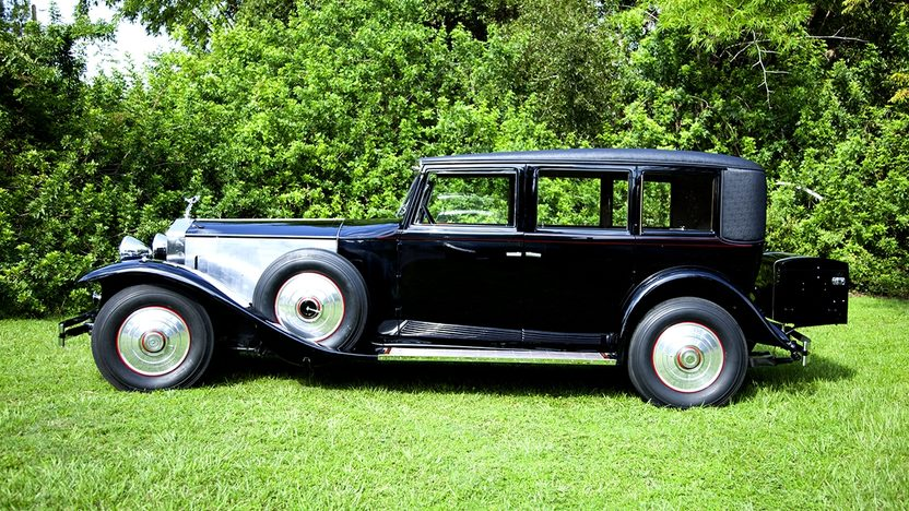 1932 Rolls-Royce Phantom II Limousine presented as lot T199 at Kissimmee, FL 2013 - image2