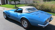 1968 Chevrolet Corvette Convertible 327/300 HP, Automatic presented as lot T210 at Kissimmee, FL 2013 - thumbail image3