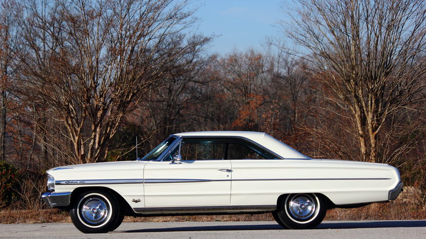1964 Ford Galaxie 500 Hardtop R-Code 427/425 HP, 4-Speed presented as lot T229 at Kissimmee, FL 2013 - image2