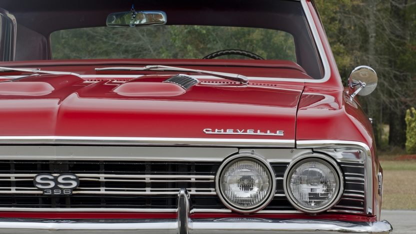 1967 Chevrolet Chevelle SS 396/350 HP, 4-Speed presented as lot T231 at Kissimmee, FL 2013 - image10