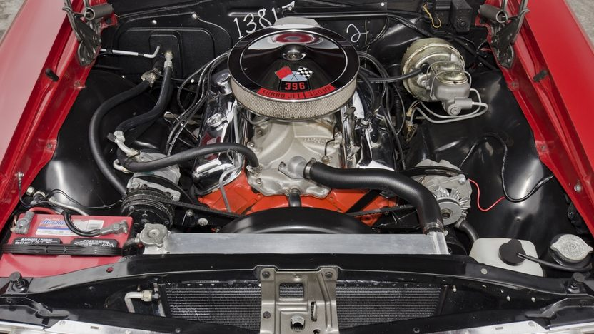1967 Chevrolet Chevelle SS 396/350 HP, 4-Speed presented as lot T231 at Kissimmee, FL 2013 - image7
