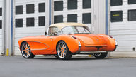 1956 Chevrolet Corvette Resto Mod 283/325 HP, 4-Speed presented as lot T235 at Kissimmee, FL 2013 - thumbail image2