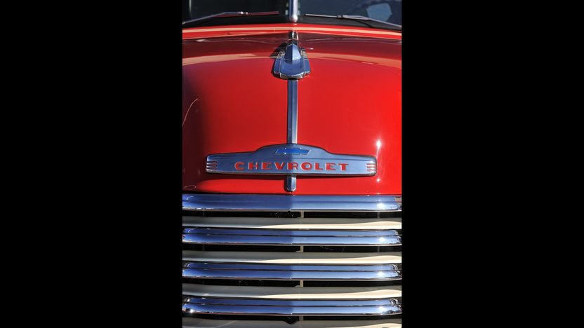 1949 Chevrolet 3100 Pickup 216 CI, 3-Speed, Complete Restoration presented as lot T248 at Kissimmee, FL 2013 - image11