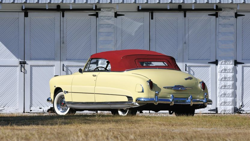 1951 Hudson Hornet Convertible 308 CI, Automatic presented as lot T258 at Kissimmee, FL 2013 - image2
