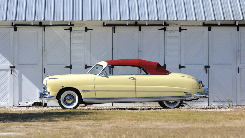 1951 Hudson Hornet Convertible 308 CI, Automatic presented as lot T258 at Kissimmee, FL 2013 - image3