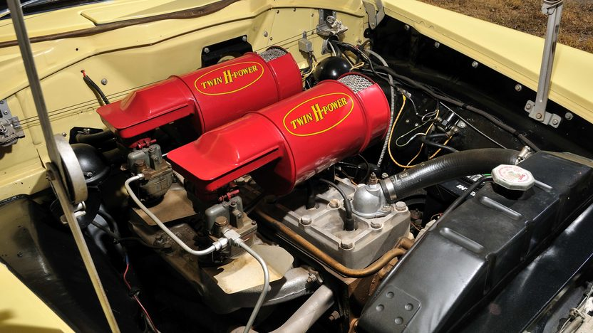 1951 Hudson Hornet Convertible 308 CI, Automatic presented as lot T258 at Kissimmee, FL 2013 - image5