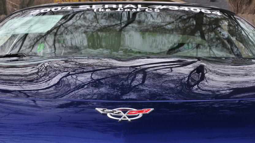 2004 Chevrolet Corvette Coupe The Last C5 Corvette Built presented as lot T259 at Kissimmee, FL 2013 - image10