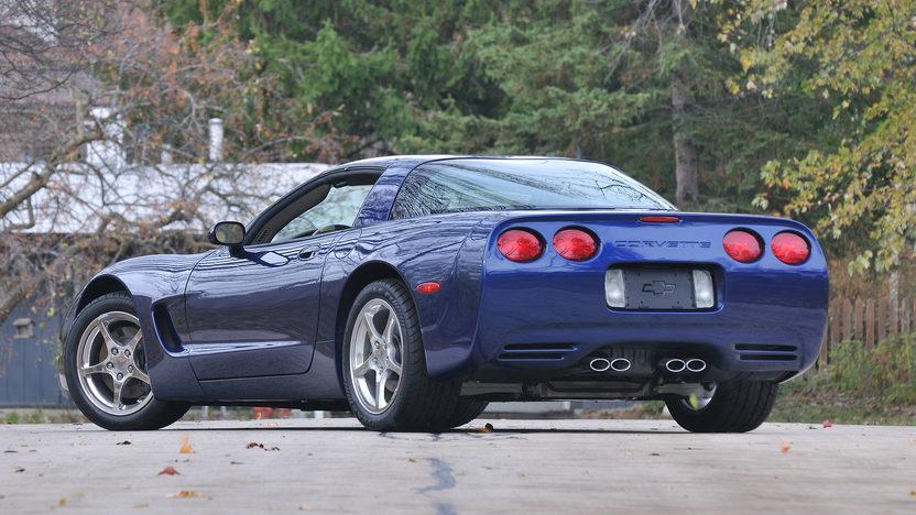 2004 Chevrolet Corvette Coupe The Last C5 Corvette Built presented as lot T259 at Kissimmee, FL 2013 - image2