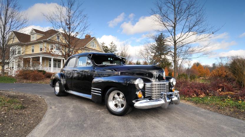 1941 Cadillac Series 62 4-Door Sedan 572/800 HP, Fuel Injection presented as lot T260 at Kissimmee, FL 2013 - image12