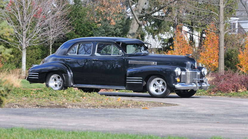 1941 Cadillac Series 62 4-Door Sedan 572/800 HP, Fuel Injection presented as lot T260 at Kissimmee, FL 2013 - image3