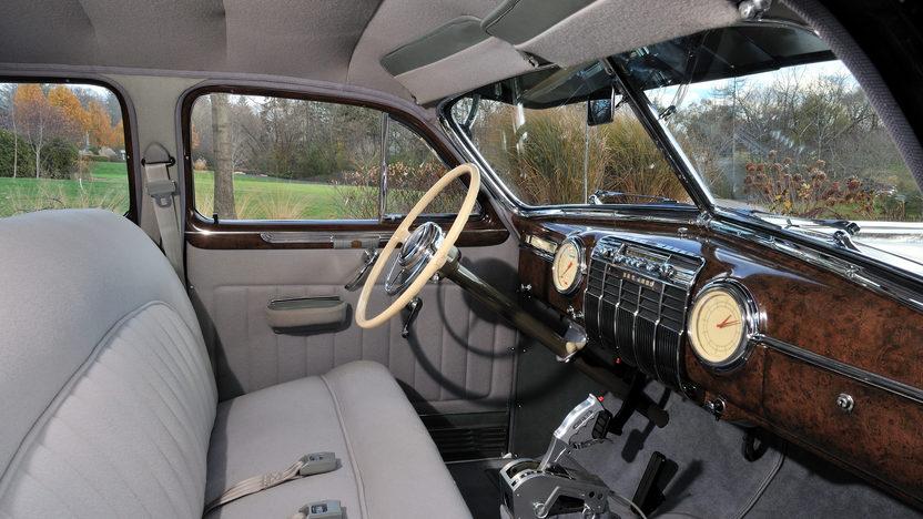 1941 Cadillac Series 62 4-Door Sedan 572/800 HP, Fuel Injection presented as lot T260 at Kissimmee, FL 2013 - image5