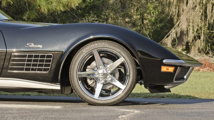 1971 Chevrolet Corvette Convertible Resto Mod, LS1, 5-Speed presented as lot T271 at Kissimmee, FL 2013 - image9