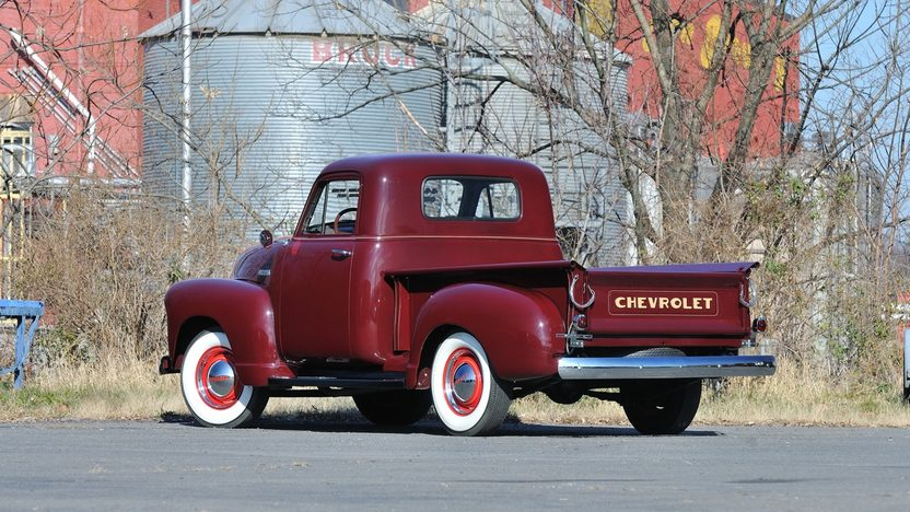 1951 Chevrolet 3100 Pickup Restored to Original Condition presented as lot T278 at Kissimmee, FL 2013 - image2