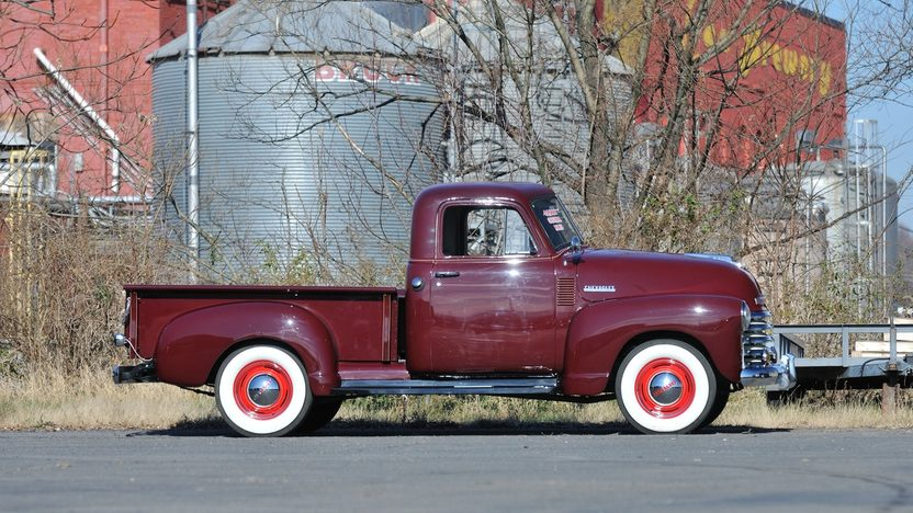 1951 Chevrolet 3100 Pickup Restored to Original Condition presented as lot T278 at Kissimmee, FL 2013 - image3