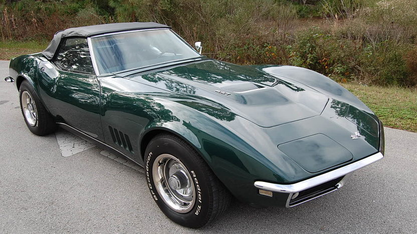 1968 Chevrolet Corvette Convertible 427/390 HP, 4-Speed presented as lot T308 at Kissimmee, FL 2013 - image5