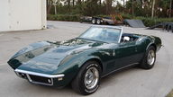 1968 Chevrolet Corvette Convertible 427/390 HP, 4-Speed presented as lot T308 at Kissimmee, FL 2013 - thumbail image6