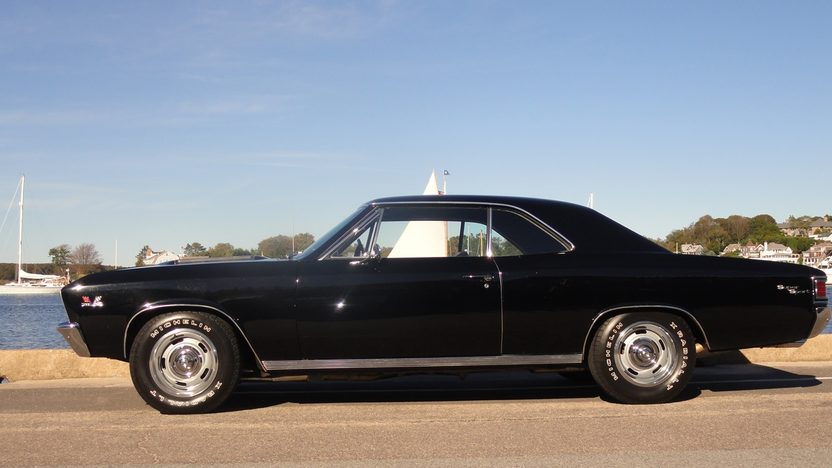 1967 Chevrolet Chevelle SS presented as lot T321 at Kissimmee, FL 2013 - image2